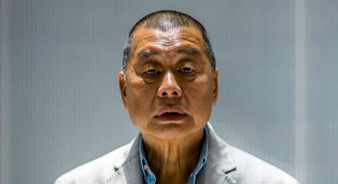 Magnata de Hong Kong é condenado por manifestações pró-democracia