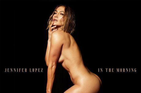 JLo estampa capa do novo single dela