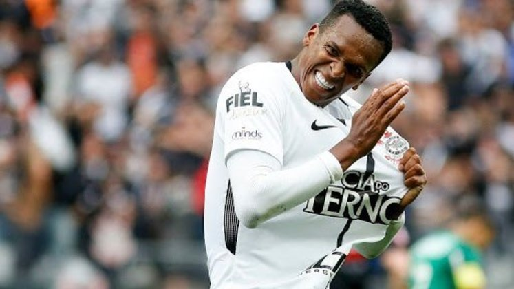 2017 - Jô - Corinthians - 18 gols