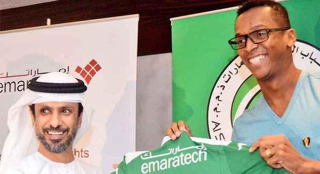 Para travar o sonho de Andrés, Jô negocia volta para os Emirados Árabes