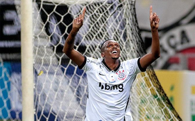 Jô - 5 gols: Contratado durante a pandemia para ser o homem gol da equipe, o camisa 77 marcou cinco vezes, diante de Botafogo, Coritiba e Atlético-MG no Brasileirão e contra Palmeiras e Red Bull Bragantino no estadual. Fez 19 jogos na temporada.