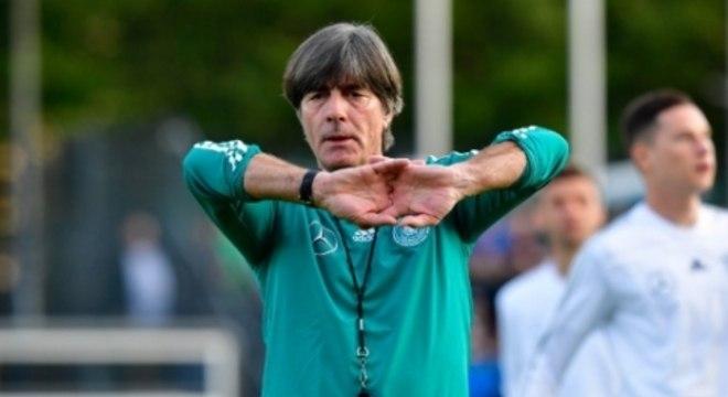 Löw pode ser o próximo treinador do Real