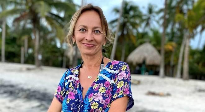 Joanna Zdanowska tem 47 anos e decidiu tirar um ano sabático viajando pela América Latina