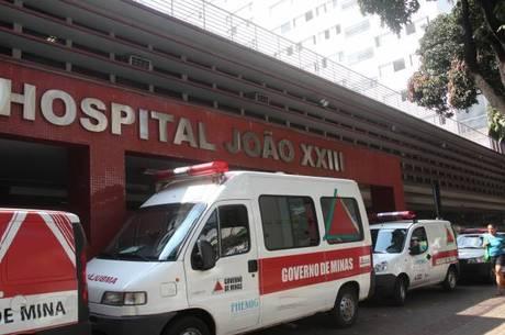 João 23 é o principal hospital de Minas Gerais