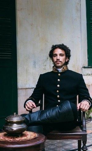João Campany vive Dom Pedro
