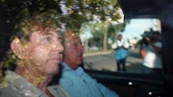 __Médium se entrega à polícia de Goiás após ter prisão decretada__ (Reprodução)
