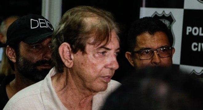 Médium está preso desde dezembro do ano passado