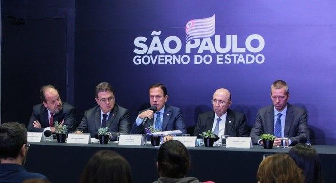 Governador diz que programa de segurança pública não mudará