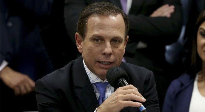 O governador de São Paulo, João Doria (PSDB), afirmou que a proposta de Bolsonaro é 'populista e pouco irresponsável'