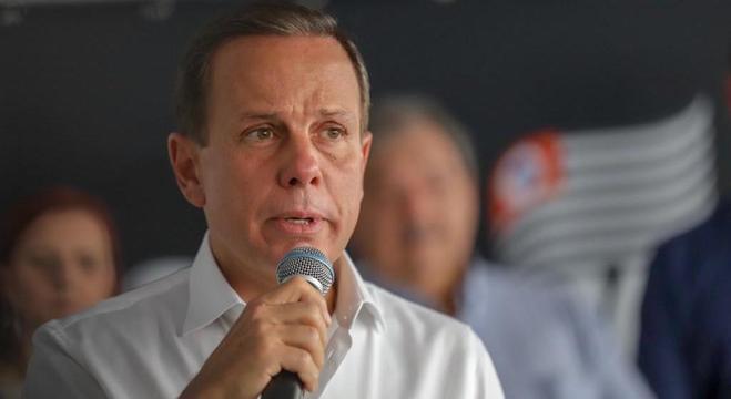Governador João Doria elogia atuação de ministro Paulo Guedes