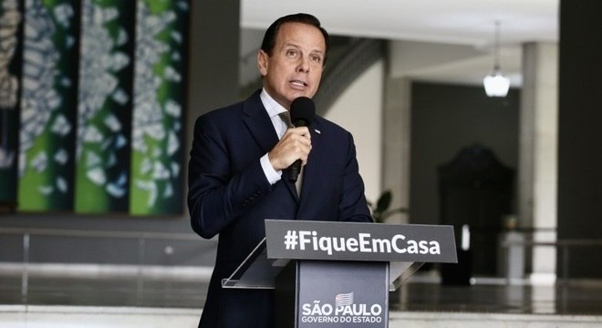 João Doria (PSDB) é questionado por monitoramento de celulares no Estado