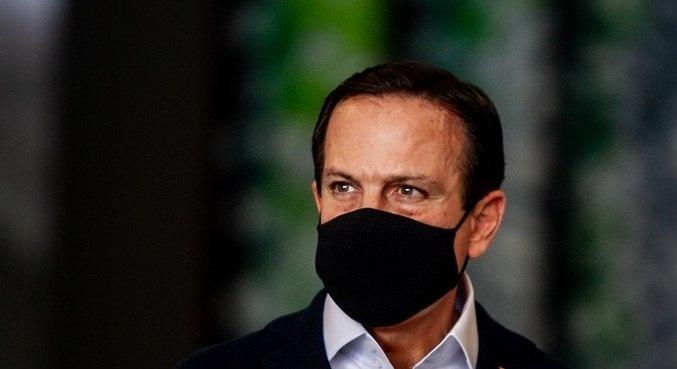 Governador foi internado para exames de rotina