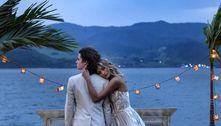 'Pensei que era impossível te amar mais', diz João Figueiredo à Sasha