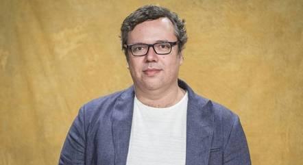 João Emanuel Carneiro, autor da Globo