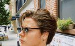 Lazaro Lambertuccio, cabeleireiro responsável pelo corte, comentou na publicação.'Obrigado, João! Agora você vai ser obrigado a voltar pra NY toda vez que quiser cortar o cabelo! Abraço', escreveu o profissional