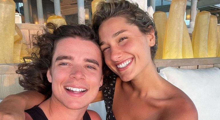 João Figueiredo e Sasha Meneghel estão casados desde maio