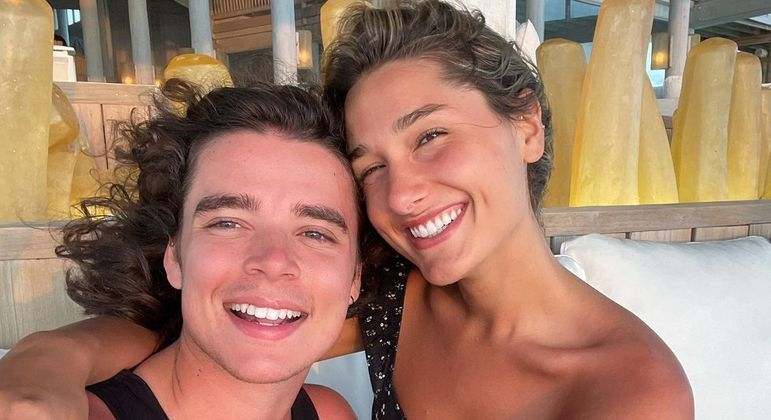 João Figueiredo e Sasha Meneghel estão casados há um mês