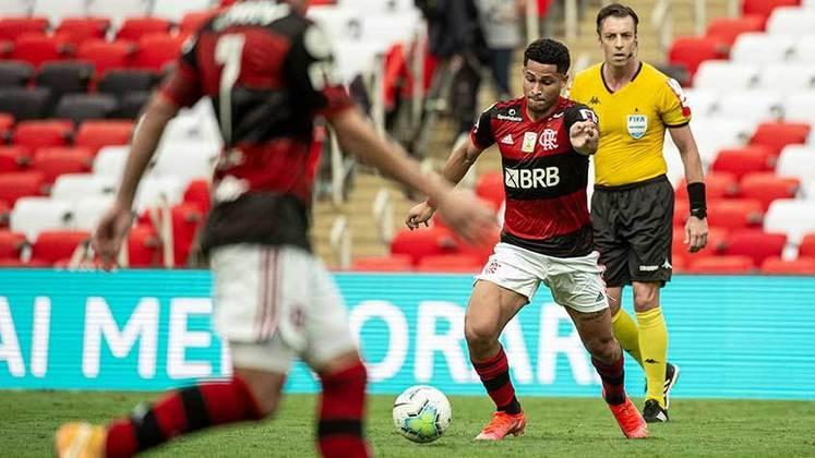 João Gomes - 11 jogos