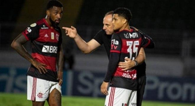 Joao Gomes Rogerio Ceni Gerson