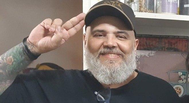 A apresentador João Gordo é vocalista do grupo Ratos de Porão
