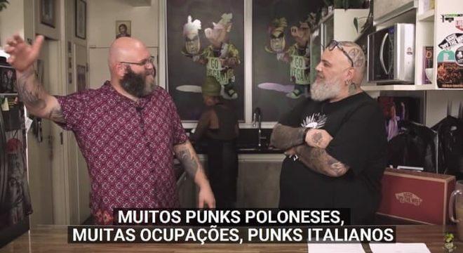 "João Gordo entrevista Darko Peric, o Helsinki de ""La Casa de Papel"""