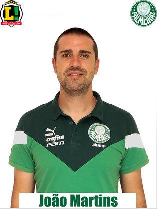 João Martins - 6,0 - Escalou bem e fez o time ter uma boa atuação no primeiro tempo. Fez mudanças questionáveis e o time caiu de rendimento.