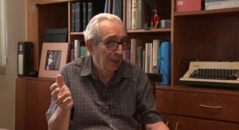 João Máximo escreveu vários livros sobre o futebol brasileiro