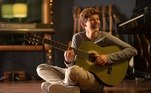 O cantor mirim João Napoli, de apenas 14 anos e que acumula mais de 500 mil seguidores nas redes sociais, deu o