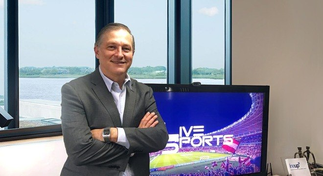 João Palomino lança a LiveSports
