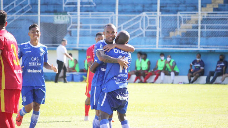 João Paulo - 2 gols - Vitória-ES - Campeonato Capixaba