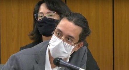 Pinho foi demitido após áudio de reunião ser vazado