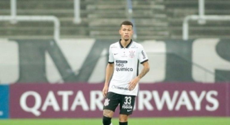 João Victor - Corinthians x River Plate-PAR