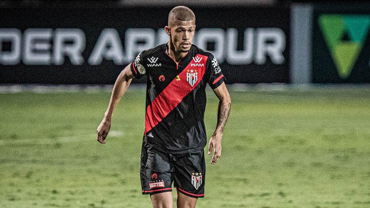 João Victor: zagueiro novamente vinculado ao Corinthians (estava no Atlético-GO)