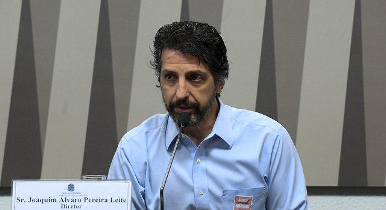 Joaquim Pereira Leite exonerou Luis Gustavo Biagioni e nomeou Fernando Moura Alves para o cargo