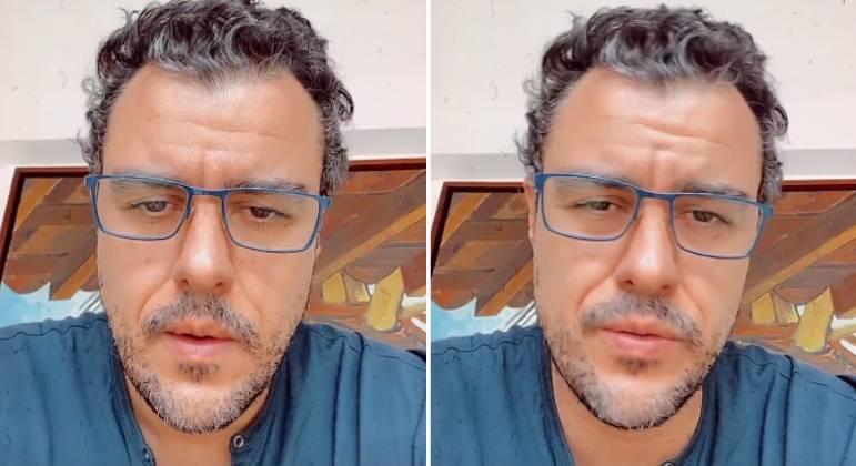 Joaquim Lopes volta às redes após morte do pai e aos agradece fãs