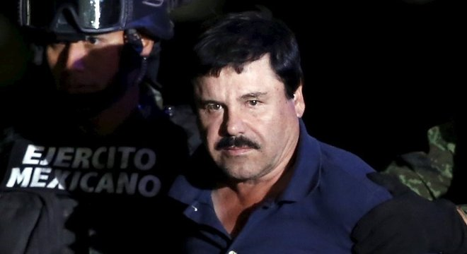 Guzmán foi extraditado para os Estados Unidos em 2017