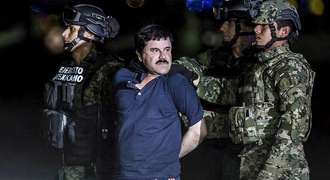 Nenhuma criptografia poderia salvar o traficante El Chapo de ser rastreado e preso
