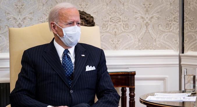 Ataque foi autorizado pelo presidente americano, Joe Biden