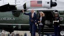 Biden visita Europa em 1ª viagem ao exterior como presidente