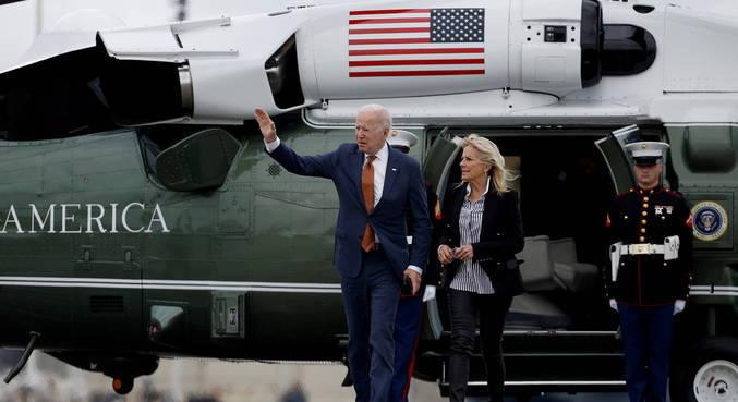 Biden visita Europa em 1ª viagem ao exterior como presidente dos EUA