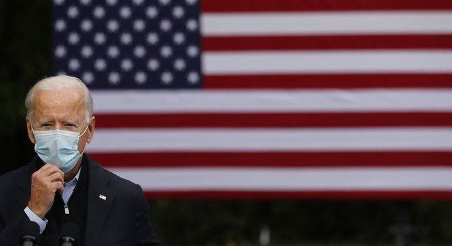 O presidente eleito, Joe Biden, tem uma visão mais globalista, de inserção dos EUA, do que o atual presidente, Donald Trump