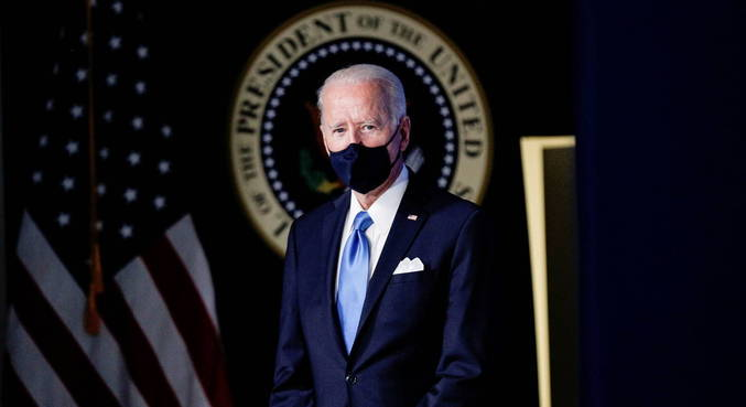 Rússia lamentou que Biden recusou conversar com Putin