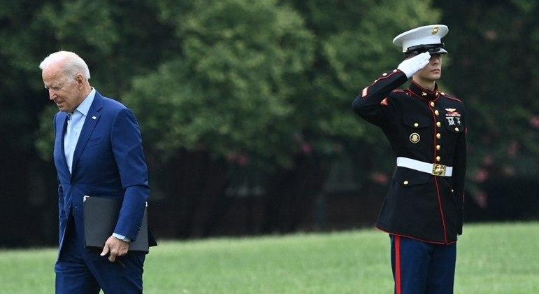 Joe Biden foi salvo por afegão quando ainda era senador dos Estados Unidos