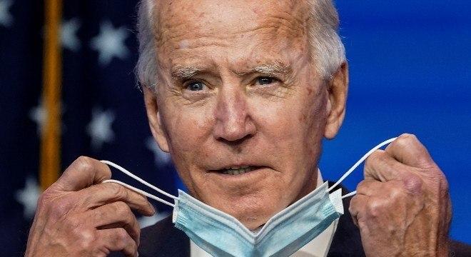 Presidente eleito dos EUA, Joe Biden
