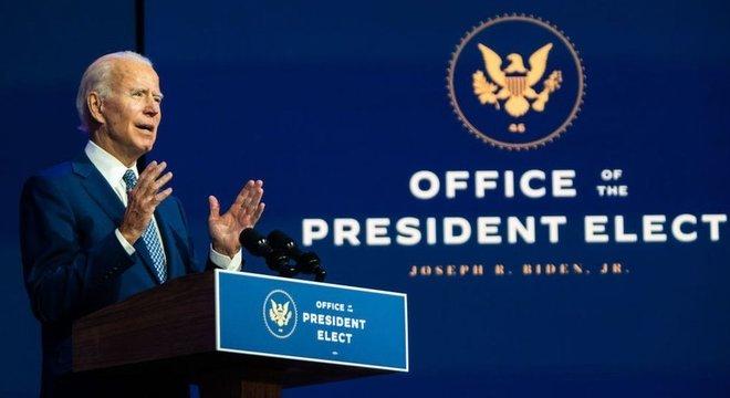 Biden começa a montar seu governo
