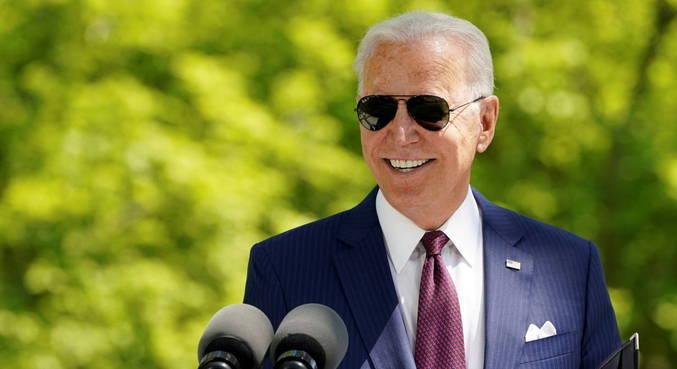 Biden discursa no Congresso para marcar os primeiros 100 de mandato