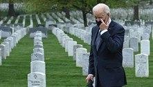 Biden anuncia retirada das tropas do Afeganistão até 11 de setembro