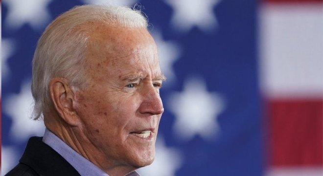 Com 78 anos na data da posse, Joe Biden será o presidente americano a assumir o cargo com idade mais avançada