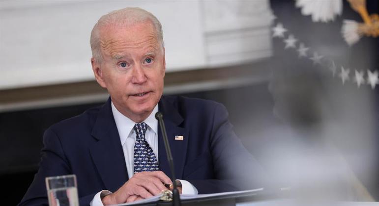 Biden autorizou o envio de 5 mil soldados norte-americanos ao Afeganistão