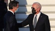 Biden chega a Bruxelas para reuniões com a Otan e a UE